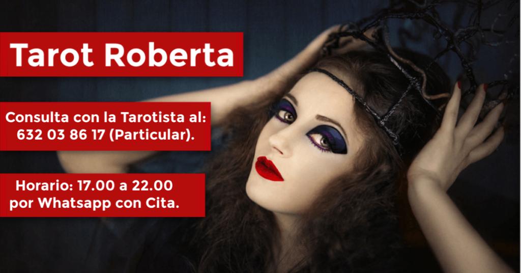 tirada de cartas - Tarot Roberta