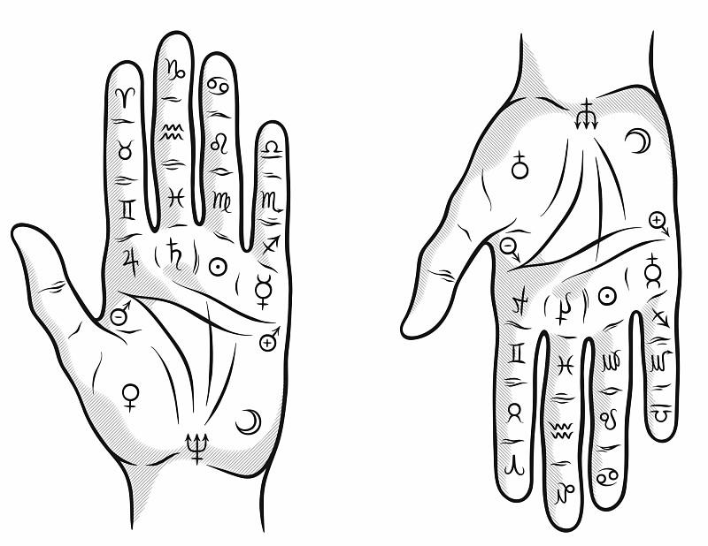 Como leer la mano