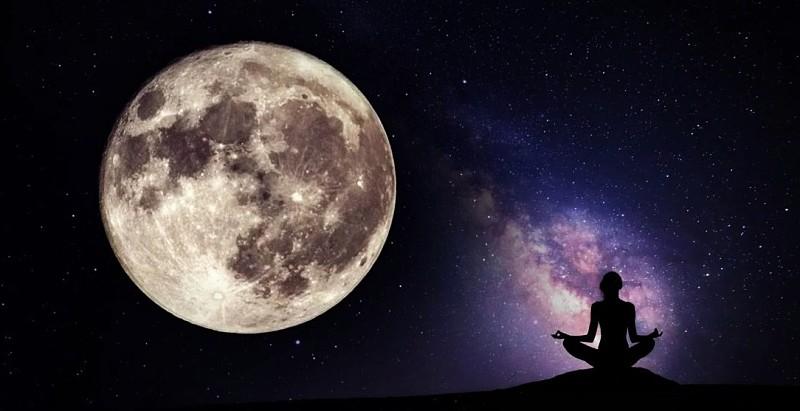 rituales luna llena amor