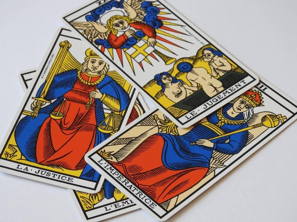 Tarot de los Arcanos
